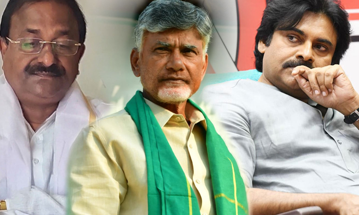 Chandrababu Try To Alliance On Bjp-బాబు సైలెన్స్ వెనుక సీన్ చాలా ఉందిగా -Political-Telugu Tollywood Photo Image-TeluguStop.com
