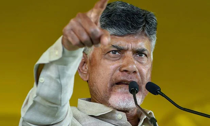 Chandrababu Devised A Strategy To Prevent Any Party Leaders From Joining The Ycp-TeluguStop.com