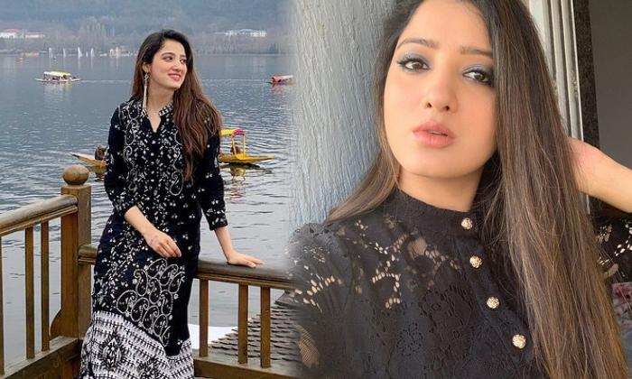 Bollywood Glamorou Actress Richa Panai Latest Images-telugu Actress Hot Photos Bollywood Glamorou Actress Richa Panai La High Resolution Photo