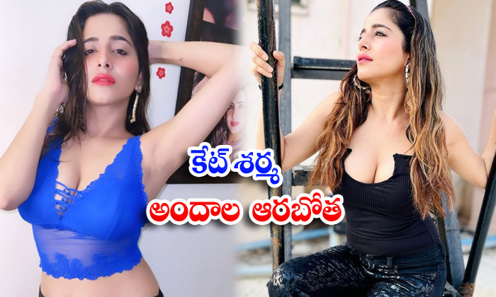 Bollywood hot beauty actress kate sharma stunning photoshoot-కేట్ శర్మ అందాల ఆరబోత