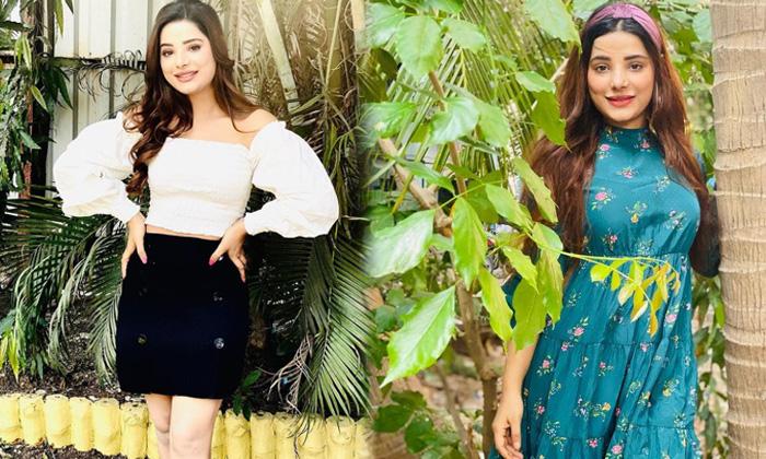 Bollywood Model And Actress Anushka Srivastava Photo Gallery - Telugu Actress Anushka Srivastava Beautiful Clicks Image High Resolution Photo