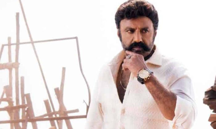 Akhanda Balakrishna Movie Latest Update-TeluguStop.com