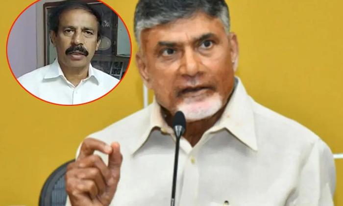 Cpi State Secretary Demands Chandrababu Case-TeluguStop.com
