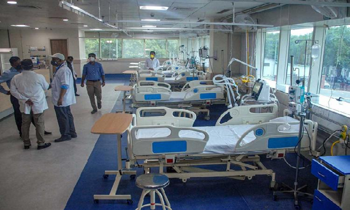 Cases Have Been Registered Against 9 Private Hospitals In Ap-TeluguStop.com