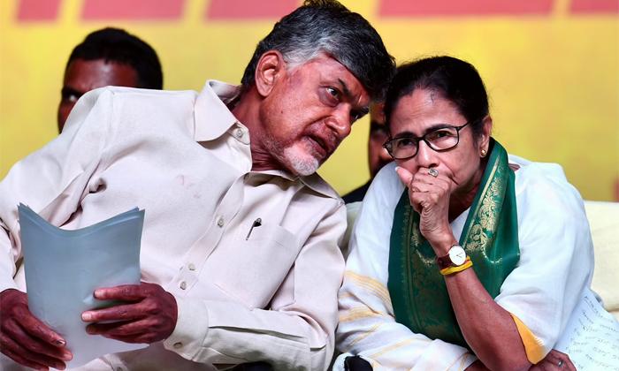 Chandrababu In Pm Race Bjp Anti Coalition Pressure-TeluguStop.com