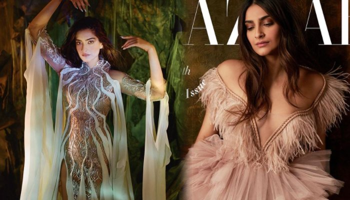 Check Out Actress Sonam Kapoor Hot And Sexy Pictures-telugu Actress Hot Photos Check Out Actress Sonam Kapoor Hot And Se High Resolution Photo