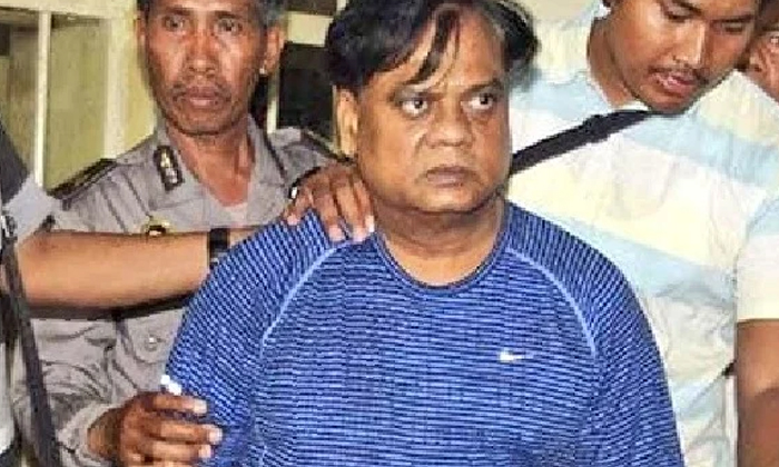 Underworld Don Chhota Rajan Who Died With Corona-TeluguStop.com