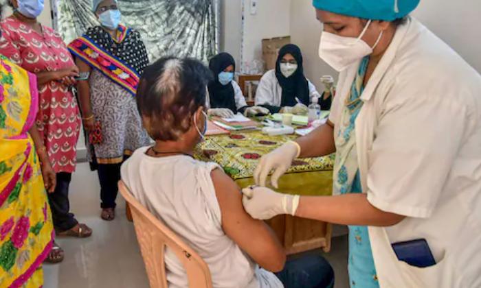 Telangana State Corona Vaccination Process Update-TeluguStop.com