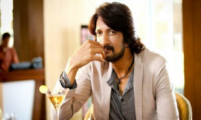 Dil Raju Focus On Sudeep For Shankar Movie-TeluguStop.com