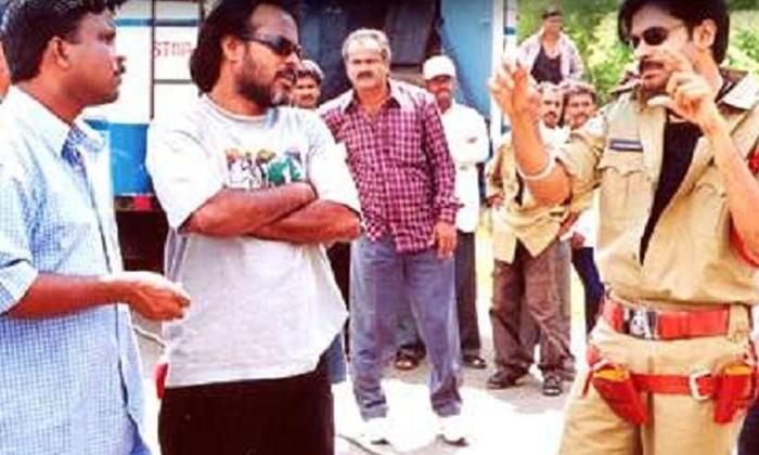 Director Veera Shankar About Gudumbsa Shankar Climax Change-TeluguStop.com