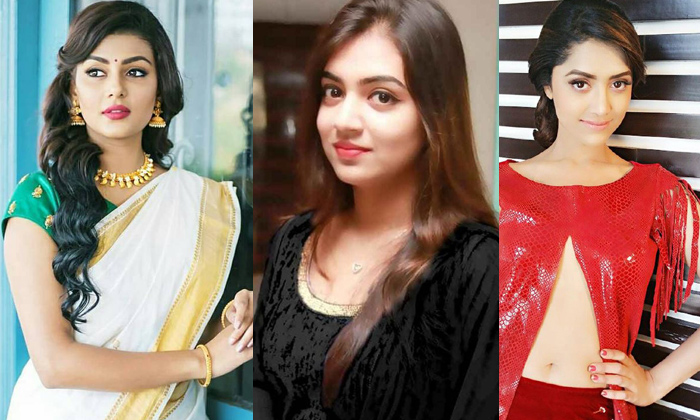 No One Can Believe About Marriage Of These Heroines-TeluguStop.com