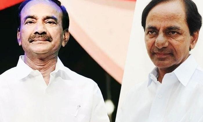 Etela Rajendar Comments On Kcr-కేసీఆర్ పై ఈటెల చేసిన ఈ విమర్శతో రాజకీయ వర్గాల్లో సంచలనం… అదేంటంటే-Latest News - Telugu-Telugu Tollywood Photo Image-TeluguStop.com
