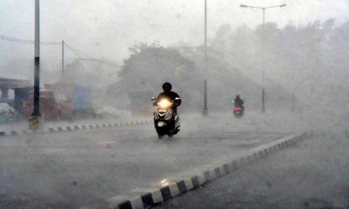 Cyclone Tauktae Effect: Heavy Rains Till Monday Night In AP-Latest News English-Telugu Tollywood Photo Image-TeluguStop.com