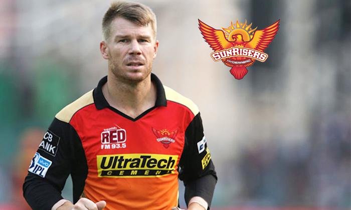 Ipl 14 Th Season Captain Changed For Srh Form David Warner To Kane Williamson-TeluguStop.com