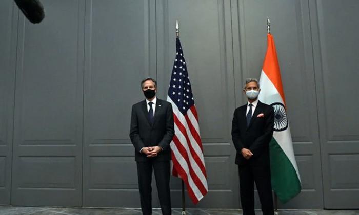 Indian Delegates Test Positive At Britain Hosts G7 Summit Foreign Ministers Meet-యూకే: జీ 7 సదస్సులో కరోనా కలకలం.. ఇద్దరు భారతీయ దౌత్యవేత్తలకు పాజిటివ్-Latest News - Telugu-Telugu Tollywood Photo Image-TeluguStop.com