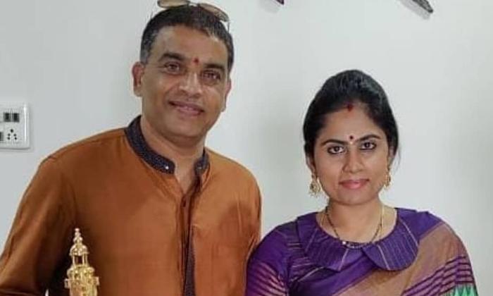 Is Telugu Film Producer Dil Raju Went Honeymoon With His Wife In This Corona Pandemic-కరోనా టైమ్ లో ఈ నిర్మాత భార్యతో కలిసి హనీమూన్ కి వెళ్ళారా..-Latest News - Telugu-Telugu Tollywood Photo Image-TeluguStop.com