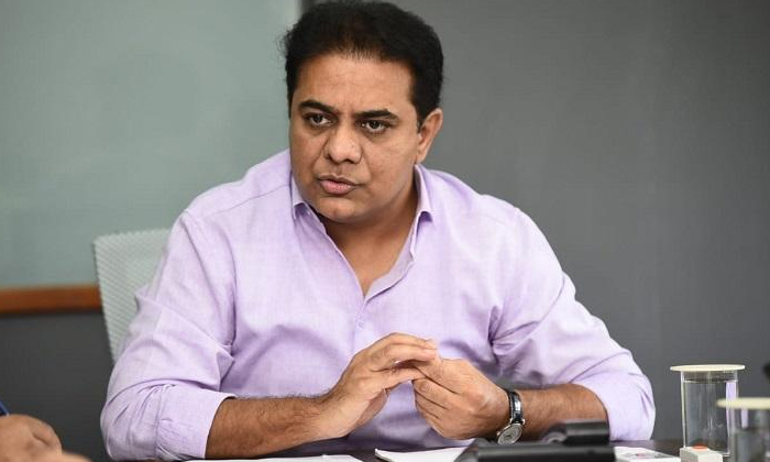 Revanth Sensational Coments On Ktr Lands Issue-రేవంత్ అలజడితో చిక్కుల్లో కేటీఆర్ -Political-Telugu Tollywood Photo Image-TeluguStop.com