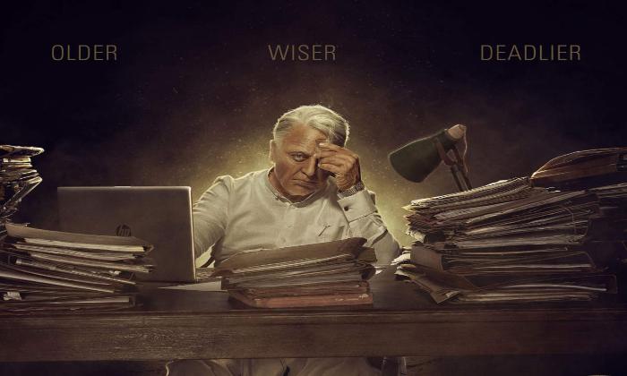 Kamal Haasan Take Indian 2 Responsibility-TeluguStop.com