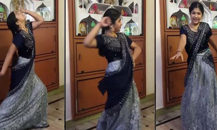 Karthika Deepam Fame Sourya Dance For Saranga Dariya Video-TeluguStop.com