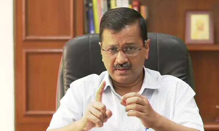 Lockdown Extends In Delhi Aravind Kejriwal-TeluguStop.com