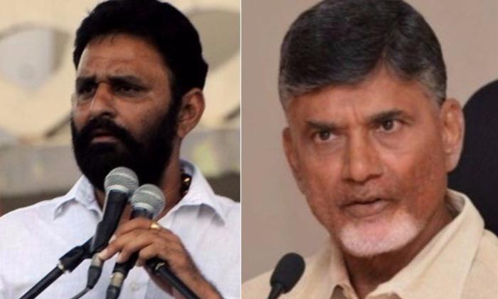 Kodali Nani Made Serious Comments On Chandrababu-TeluguStop.com
