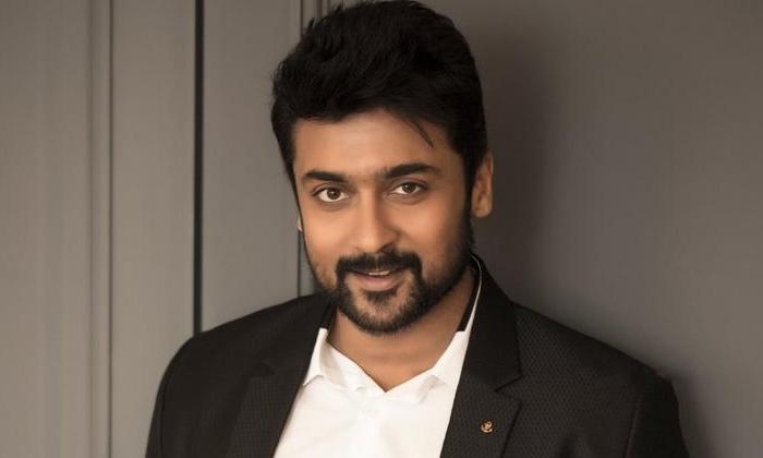 Kollywood Star Hero Suriya To Play A Lawyer In His 41st Film-TeluguStop.com