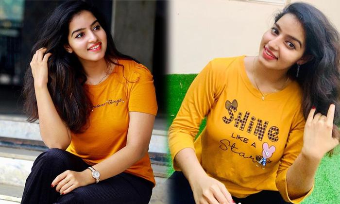 Kollywood Beauty Actress Malavika Menon Gorgeous Clicks - Telugu Actress Malavika Mohanan Cute Candid Clicks .image Hot High Resolution Photo