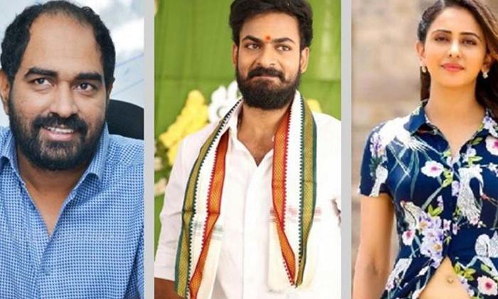 Uppena Hero Vaishnav Tej Second Film Konda Polam Release Update-TeluguStop.com