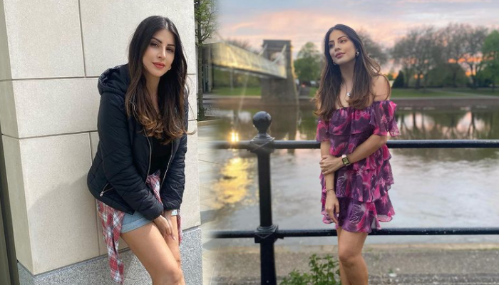Latest Pictures Of Actress Karishma Kotak Shake Up The Show Social Media-telugu Actress Hot Photos Latest Pictures Of Ac High Resolution Photo