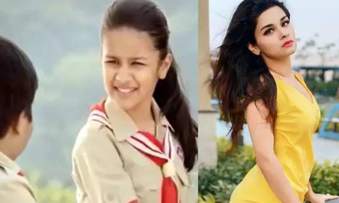 Lifebuoy Ad Girl Navneet Kaur Income Details-నటి నవనీత్ కౌర్ ఒక్క నెల సంపాదన ఎంతో తెలిస్తే-Gossips-Telugu Tollywood Photo Image-TeluguStop.com