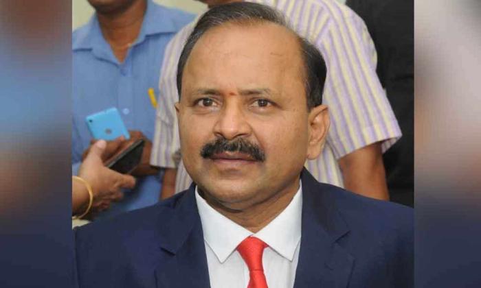 Vizianagaram District Collector's Account Has Been Hacked By Cybercriminals-TeluguStop.com