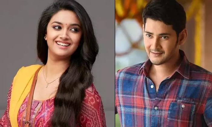 Keerthi Suresh Queen Look In Marakkar Movie-TeluguStop.com