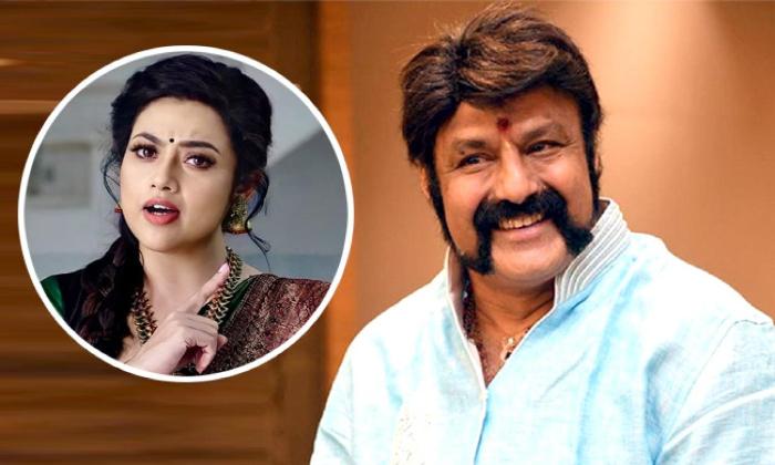 Meena Crucial Role In Balakrishna And Gopichand Malineni Film-TeluguStop.com