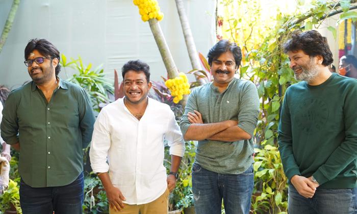 Pawan Kalyan Going To Joing Shooting Very Soon-పవన్ గురించి వచ్చిన ఆ వార్తలు నిజం కావు.. హరీష్ శంకర్ అందుకు సాక్ష్యం-Latest News - Telugu-Telugu Tollywood Photo Image-TeluguStop.com