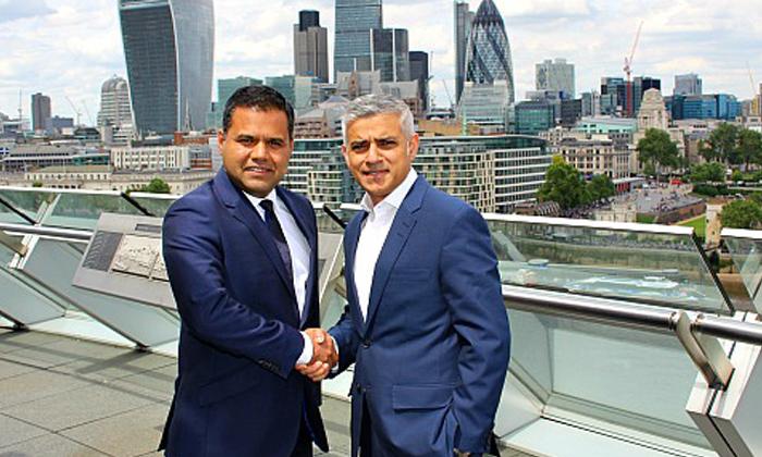 Telugu Labor Party, Lfin, London\\'s Deputy Mayor, London\\'s First Muslim Mayor, Rajesh Agrawal, Rajesh Agrawal Re-appointed London\\'s Deputy Mayor For Business, Telugu Nri News-Telugu NRI