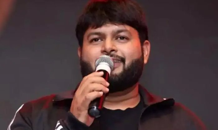 Fans Paid For The Work Done By Music Director Thaman What Did He-TeluguStop.com