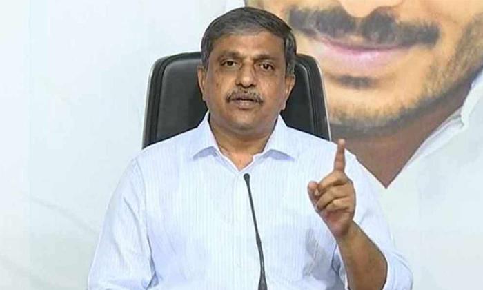Sajjala Ramakrishnareddy Made Serious Comments On Chandrababu-TeluguStop.com