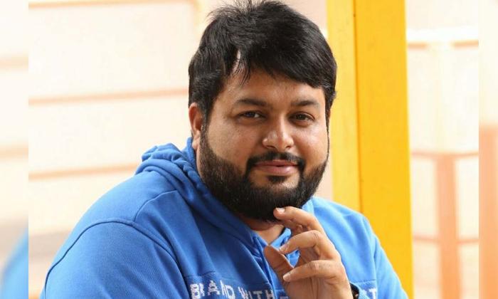 Star Music Director Thaman Remuneration Details-రెమ్యునరేషన్ పెంచేసిన థమన్.. ఎంత తీసుకుంటున్నారంటే..-Latest News - Telugu-Telugu Tollywood Photo Image-TeluguStop.com