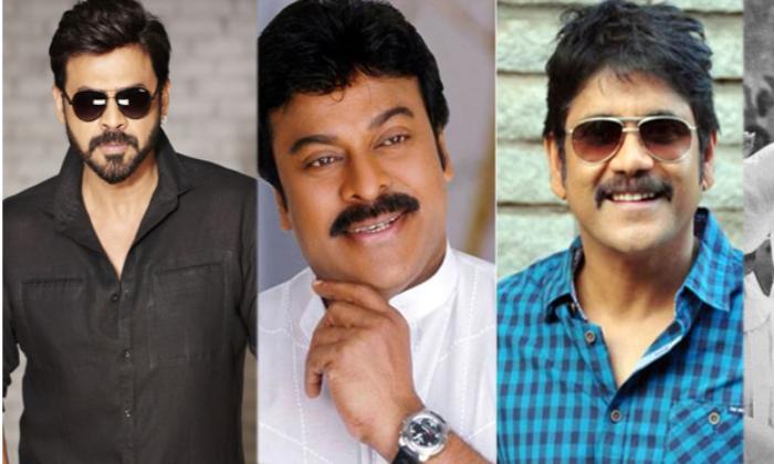 Senior Star Heroes Ready To Digital Entry-సీనియర్ స్టార్స్ ముగ్గురు డిజిటల్ ఎంట్రీకి రెడీ అయినట్లే-Latest News - Telugu-Telugu Tollywood Photo Image-TeluguStop.com