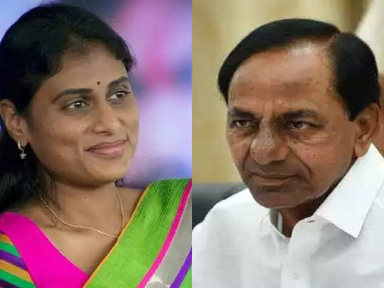 Sharmila Team Targeting-కేసీఆర్ను టార్గెట్ చేసిన షర్మిల టీమ్.. -Latest News - Telugu-Telugu Tollywood Photo Image-TeluguStop.com