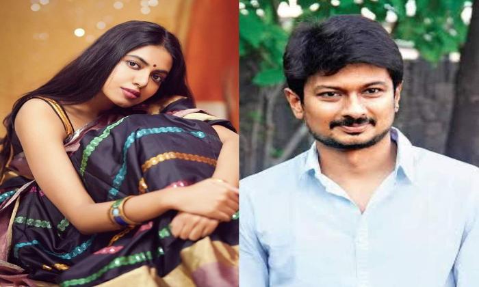 Shivani Rajasekhar Entry In Kollywood With Udhayanidhi Stalin Movie-TeluguStop.com