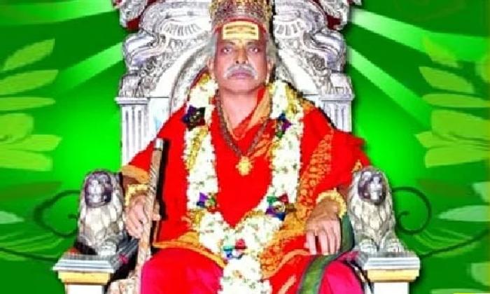 Kadapa Sri Veera Brahmendra Swamy Temple Seventh Heir Passes Away-కరోనాతో వీరబ్రహ్మేంద్రస్వామి ఆలయ ఏడో తరం పీఠాధిపతి మృతి.. -Breaking/Featured News Slide-Telugu Tollywood Photo Image-TeluguStop.com