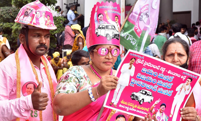 Trs Leaders Without Splinters On Etela Case What Is The Real Reason-TeluguStop.com