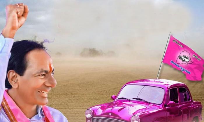 Trs Winning Movement In Khamam District-ఖమ్మంలో జోరు మీద ఉన్న కారు..-Political-Telugu Tollywood Photo Image-TeluguStop.com