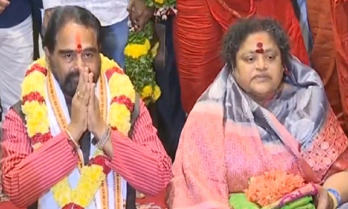 Update On Speaker Tammineni Sitaram Couple's Health-Latest News English-Telugu Tollywood Photo Image-TeluguStop.com
