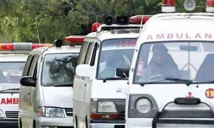 Tension Prevails At Telangana State Borders-TeluguStop.com