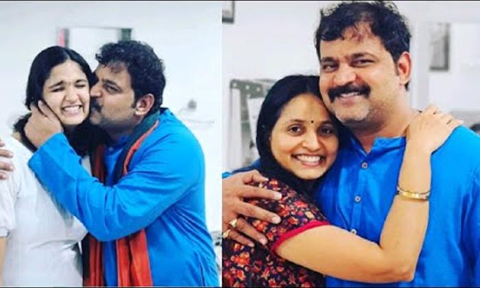 Telugu Actor Prabhakar His Love Affairs In Film Industry-నా లవ్ ఎఫైర్ల వల్ల మొదట్లో నా భార్య బాధ పడింది.. కానీ…-Latest News - Telugu-Telugu Tollywood Photo Image-TeluguStop.com