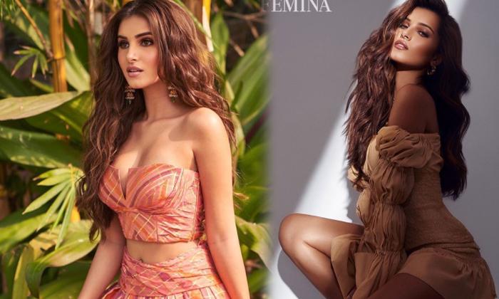 These Stunning Sizzling Of actress Tara Sutaria Heads Turn On The Internet-telugu Actress Hot Photos These Stunning Siz High Resolution Photo