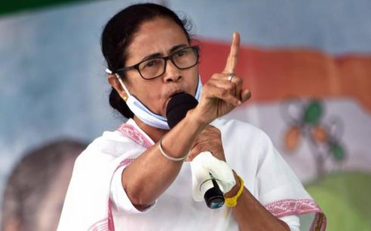 Telugu Bjp, Mamata Banerjee, West Bengal-Latest News - Telugu