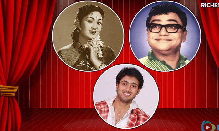 Tollywood Actors Who Went Rich To Poor-TeluguStop.com